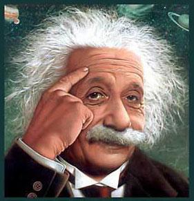 """Albert Einstein : """"Tout le monde est un génie. Mais si vous jugez un poissons sur ses capacités à grimper à un arbre, il passera sa vie à croire qu'il est stupide"""""""