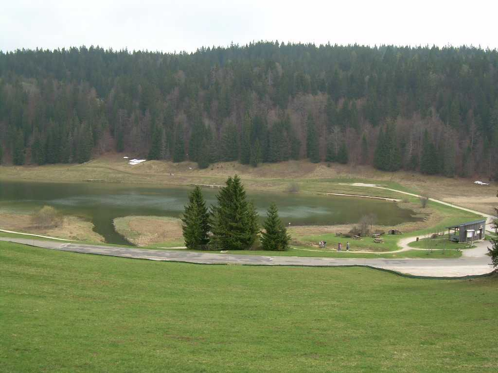 Lac Lamoura - Haut Jura