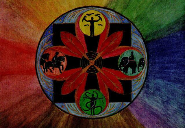 Mandala de C.G. Jung